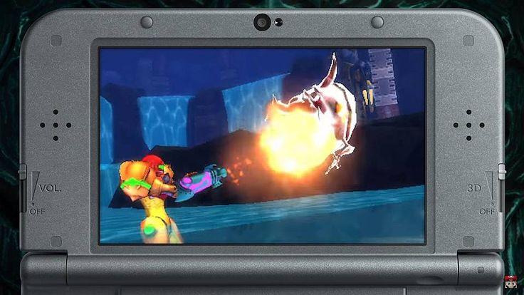 'Metroid Prime 4' Teases Logo as We Settle for 'Metroid: Samus Returns' for 3DS - http://www.entertainmentbuddha.com/metroid-prime-4-teases-logo-as-we-settle-for-metroid-samus-returns-for-3ds/