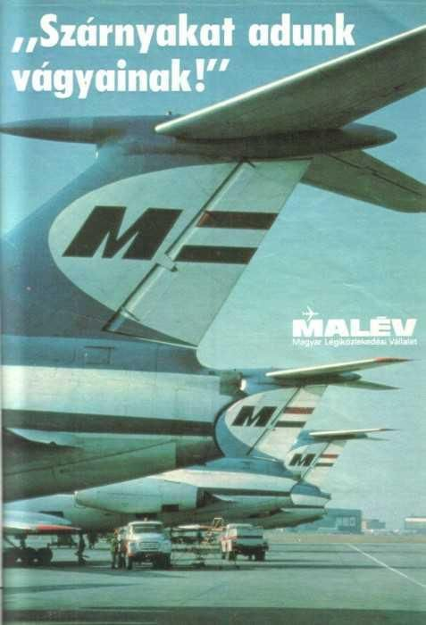 Malev Airlines