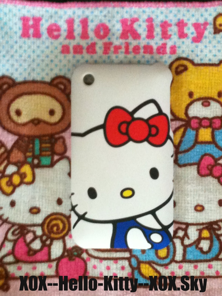 Caisse a iphone hello kitty my hello kitty collection - Caisse enregistreuse hello kitty ...