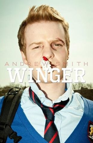 WINGER by Andrew Smith – Review by Gregory Taylor | Nerdy Book Club plus lots of book titles for  YA BOYS!