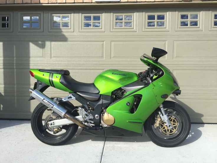 Ninja ZX 12R 2000 Colorado Kawasaki Sportbike