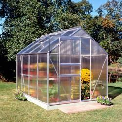Greenhouses Juliana Greenhouse Popular 86 2 57 X 1 93 X 1 95 M Polycarbonate Glass Thickness 4 Mm In 2020 Greenhouse Lean To Greenhouse Lean To Greenhouse Kits