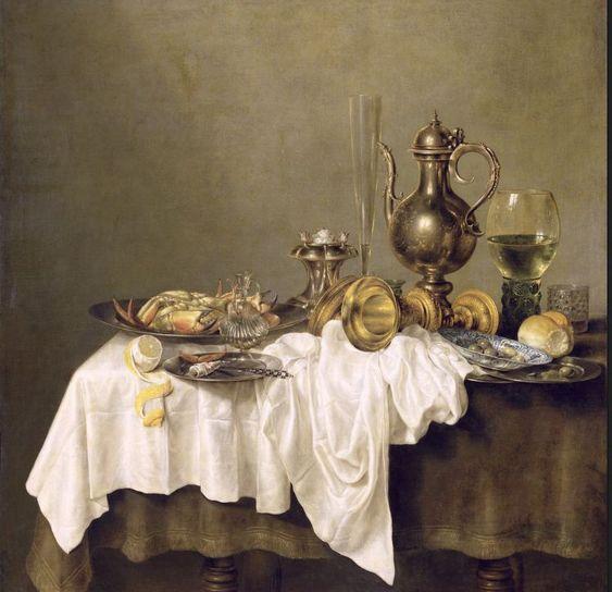 Johannes VERMEER - La Palette et le Rêve.....