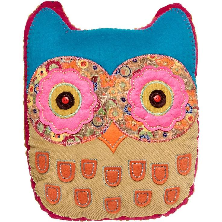 Owl Pillow $29.95
