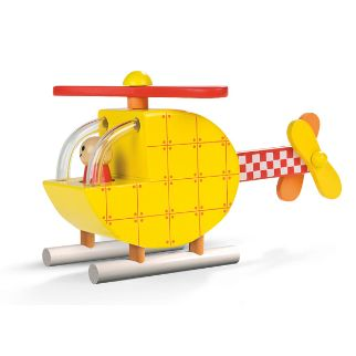 Janod Magnetic Helicopter Lots of great stocking fillers from Janod in store and online at Charlie's Bucket. http://www.charliesbucket.com.au/Product.aspx?ProductID=1573