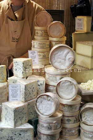 cheese ... borough market, london