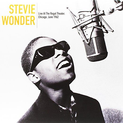 STEVIE WONDER / スティーヴィー・ワンダー / LIVE AT THE REGAL THEATER CHICAGO, JUNE 1962 (LP)