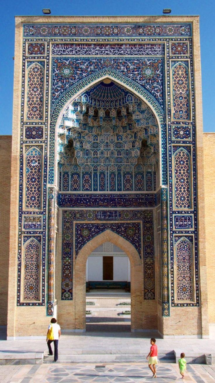 Mausoléu Gur-Emir, Uzbequistão