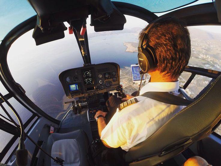 Pilot  #ec120colibri air_paros#airparos #greece #paros #ec120 #helicopter #helicoptertour #airbus #aircraft #aviation #sky #gopro #photoftheday #holidays #adventure #fly #flight #privatejet #jetlife #jetranger #jet #summer #islands #gopro #pilot #europe #milos #mykonos #sifnos #santorini