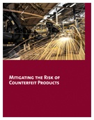 Counterfeit products can present serious safety issues for your customers, employees, and family.  Learn more about mitigating the risk of counterfeit products in this white paper. http://lms.ulknowledgeservices.com/common/ncsresponse.aspx?rendertext=anti-counterfeitingthoughtleadership#