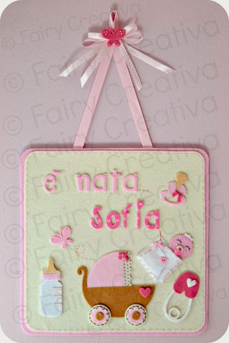 Fairy Creativa: Fuoriporta nascita per Sofia