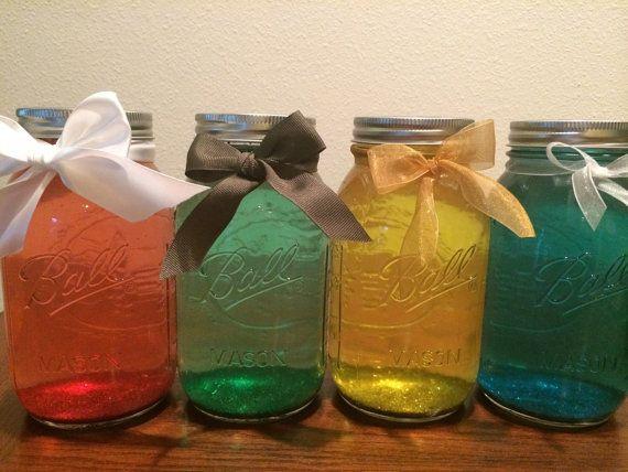 Glitter Calming Jar by ChildhoodReinvented on Etsy, $19.00