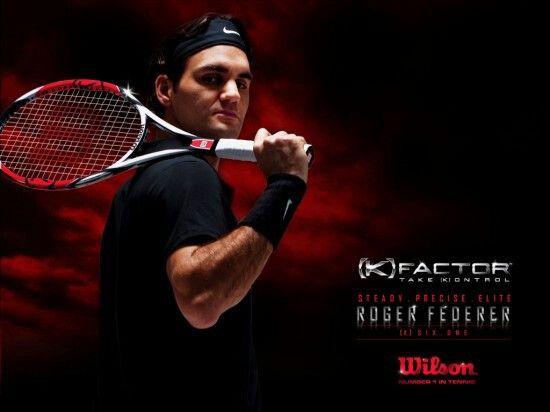 Un grande del tenis