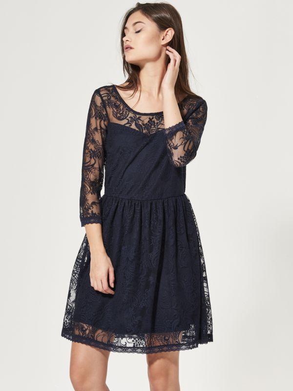 Sukienka z odcinanym dołem, HOUSE