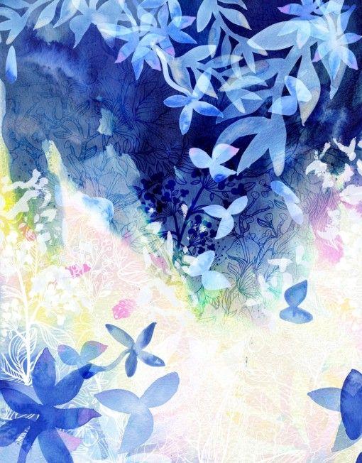 Watercolour_leaves