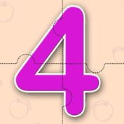 Number - Four 4