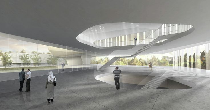 Museum of Tolerance in Jerusalem / Chyutin Architects,Courtesy of Chyutin Architects