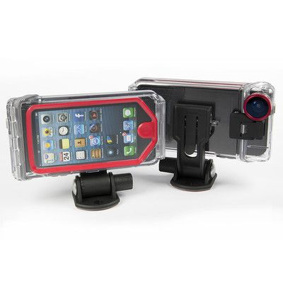 Turn your iPhone into a GoPro type thang!  Perfect for your summer holiday.  Saweet.
