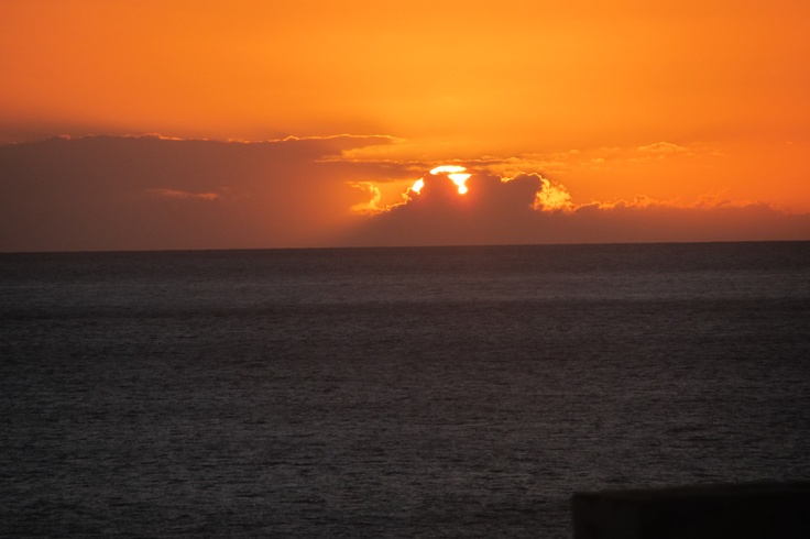 Beautiful Sunset in Câmara de Lobos