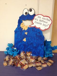 National Cookie Day (Staff morale booster)