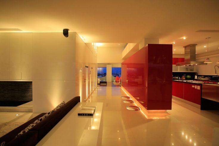 Silva küchenmaschine ~ Ppdg penthouse by hernandez silva arquitectos penthouses