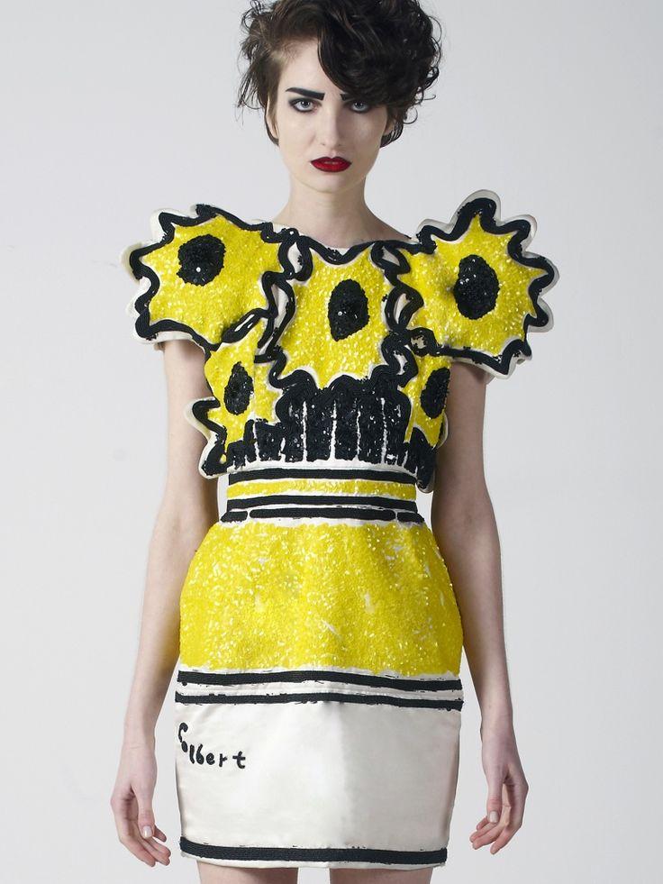 vincent van gogh x clothing. ++ sunflower dress ++ the rodnik band