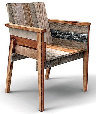 Martina chair by Pedro Mendes