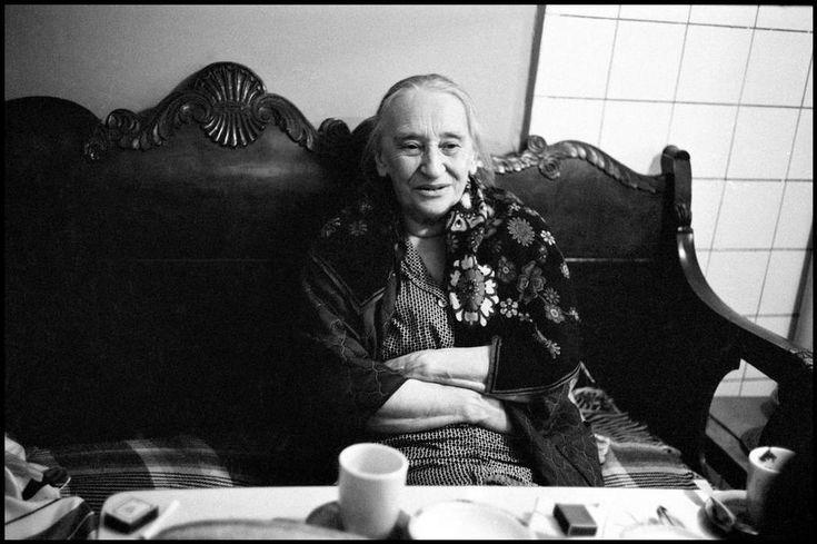 душа гуманитария заключенная в тело инженера - Inge Morath | USSR journal