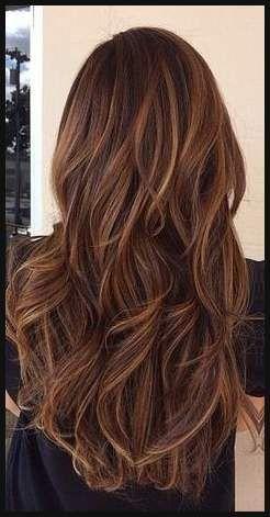 20 Atemberaubende Braune Haare Mit Blonden Strähnen Einfache