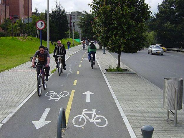 Piste ciclabili a Milano