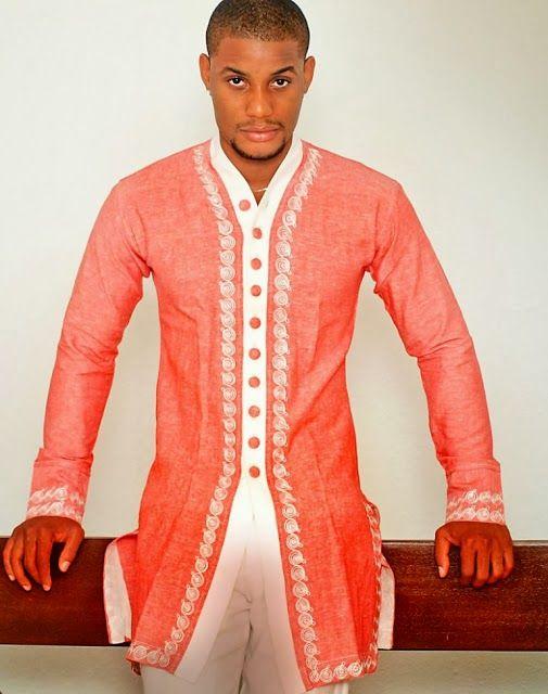 Nigeria Fashion For Men -Nice Colour Combinations