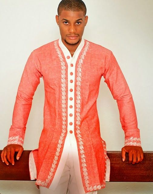 Nigeria Fashion For Men -Nice Colour Combinations ~African Prints, Ankara, kitenge, African women dresses, African fashion styles, African clothing, Nigerian style, Ghanaian fashion ~DKK