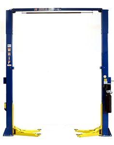 Whip Industries WA102E Asymmetric Two Post Car Lift ALI Certified