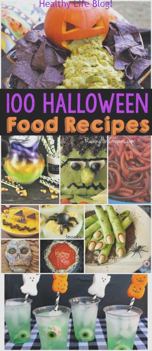 Halloween Rezepte 2 halloweenrecipes Halloween