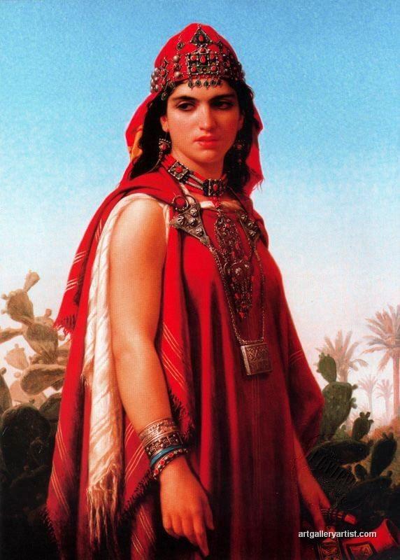 Jewish from Maghreb/ Berber