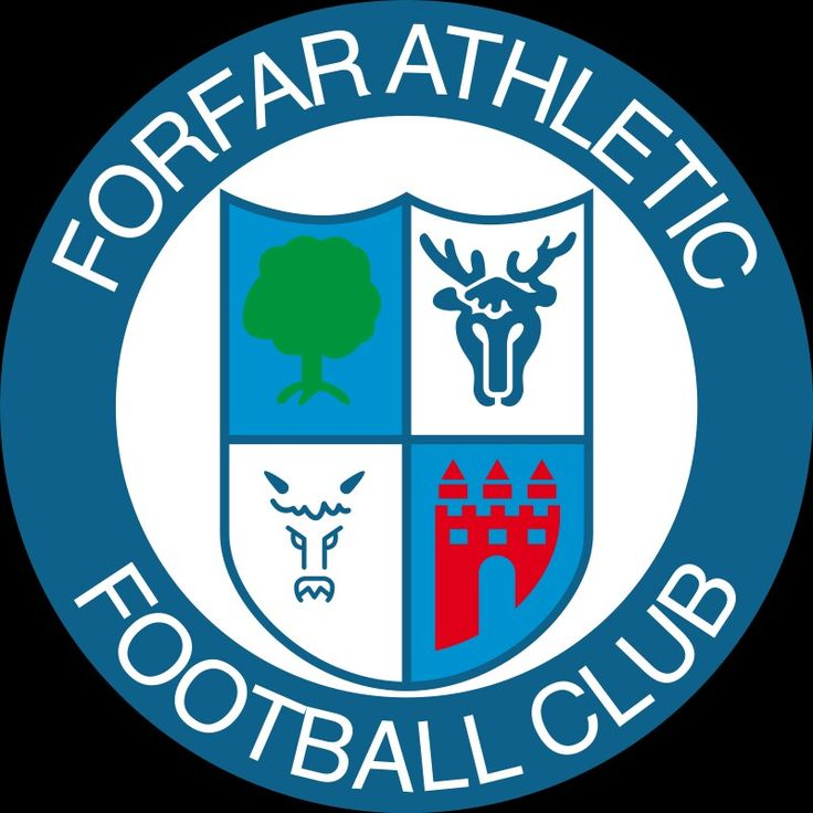 Forfar Athletic crest.