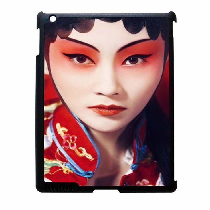 Girl Chinese Opera 2 iPad 3 Case : Ipad 3 Cases, Opera and Chinese