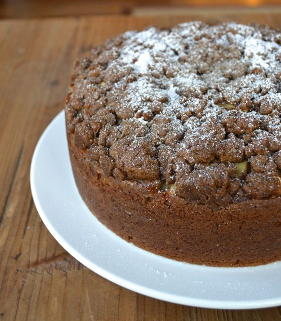 Apple cinnamon coffee cake | Recipe | Apple cinnamon ...