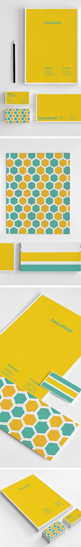 © Federica Belfonte | #stationary #corporate #design #corporatedesign #logo #identity #branding #marketing <<< repinned by an #advertising agency from #Hamburg / #Germany - www.BlickeDeeler.de