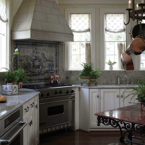French Kitchen Stove: 130 Best Old World Mediteranian Kitchens Images On Pinterest