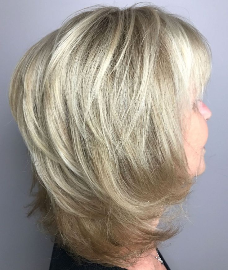 20 Shaggy Hairstyles For Women With Fine Hair Over 50 In