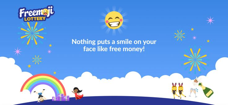 A free daily emoji lottery for the world! Advertiser's fund the prizes so you don't have to pay to enter. Enter your favourite emojis to play this free lottery.