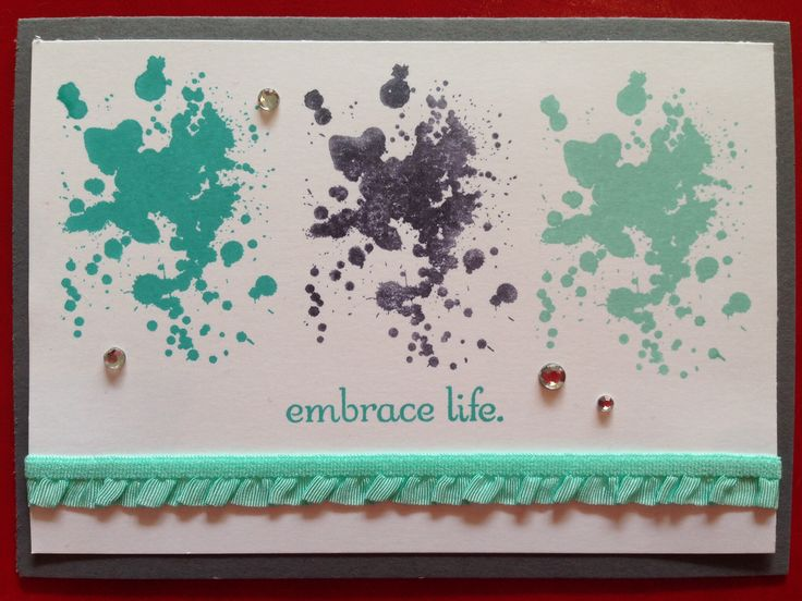 Stampin' Up Embrace Life