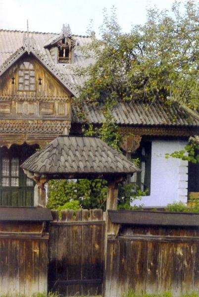 Hungary-beautiful house.