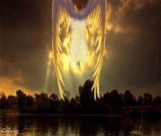 Releasing God's Angels--Prayer