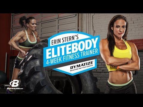 Erin Stern's Elite Body 4-Week Fitness Trainer