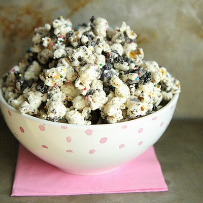 Cookies and Cream Popcorn | Recipes | Pinterest
