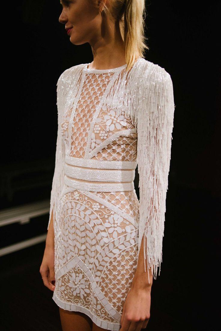 305 best naeem khan lwd designer images on pinterest bridal new york bridal fashion week 2016 naeem khan available at little white dress bridal junglespirit Images