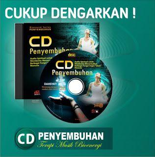 CD Terapi Musik Penyembuhan berfungsi untuk  untuk Menormalkan Berbagai Fungsi Organ Tubuh, Mempercepat Penyembuhan Berbagai Penyakit dan Mempercepat Pemulihan Setelah Sakit.