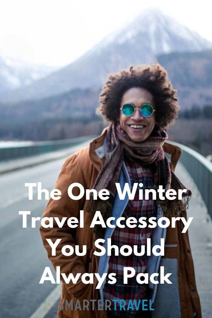 The One Winter Travel Accessory You Should Always Pack